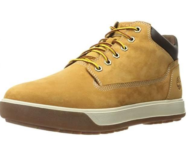 Timberland  Chukka男士黄靴 70加元+包邮