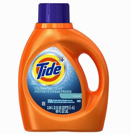 Tide Coldwater 清洁洗衣液 2.04升 7.44加元,原价 12.97加元
