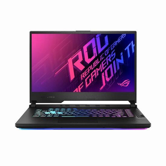 ASUS 华硕 ROG Strix 玩家国度 G512LW-WS74 15.6英寸 144Hz 游戏笔记本电脑(16GB, 512GB SSD, GeForce RTX 2070)1599加元包邮!