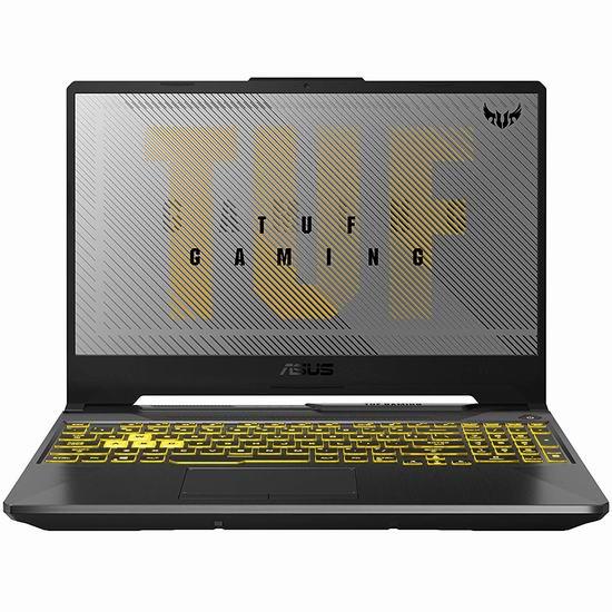 历史新低!Asus 华硕 TUF506IH-RS74 TUF 军标加固 144Hz 15.6英寸游戏笔记本电脑(GeForce GTX1650, 16GB, 512GB SSD) 999加元包邮!
