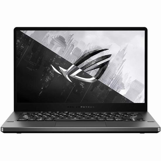 历史新低!Asus 华硕 ROG 玩家国度 Zephyrus G14 14英寸 120Hz 顶级超轻薄游戏笔记本(16GB, 1TB SSD, GeForce RTX 2060 6GB)7.2折 1799加元包邮!