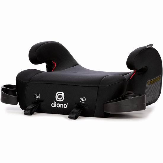 历史新低!Diono 谛欧诺 Solana 2 儿童汽车安全座椅7折 34.97加元!