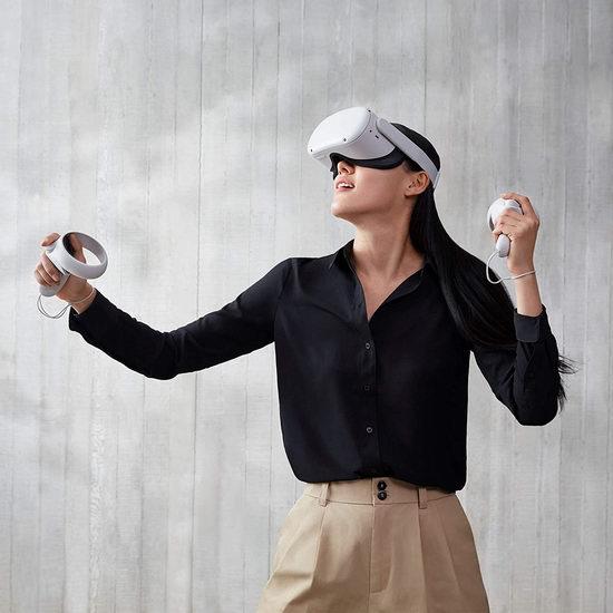 Oculus Quest 2 六自由度 第二代VR头显一体机(64GB) 399.99加元包邮!无需电脑,随时随地玩游戏!