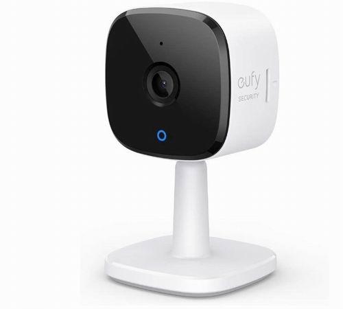 eufy Security 2K  高清智能安保摄像头 47.99加元,原价 59.99加元,包邮