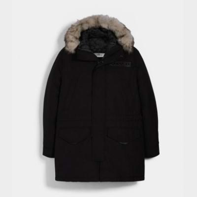 最后一天!白菜价!Coach Outlet精选男女时尚羽绒服、外套、雪地靴、长短靴、手套、帽子等3折起+额外8.5折!