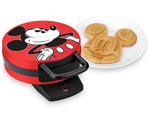 Disney 迪士尼  DCM-12经典米奇造型 华夫饼机 48.5加元+包邮