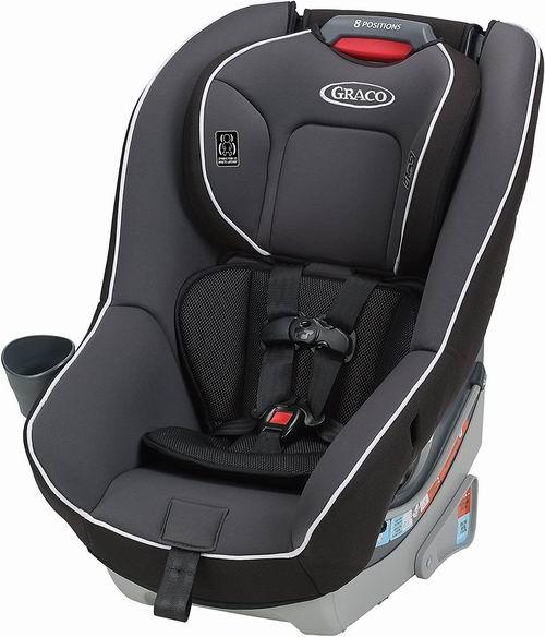 历史新低!Graco Contender 65婴儿双向汽车安全座椅 7折 139.98加元,原价 199.99加元,包邮