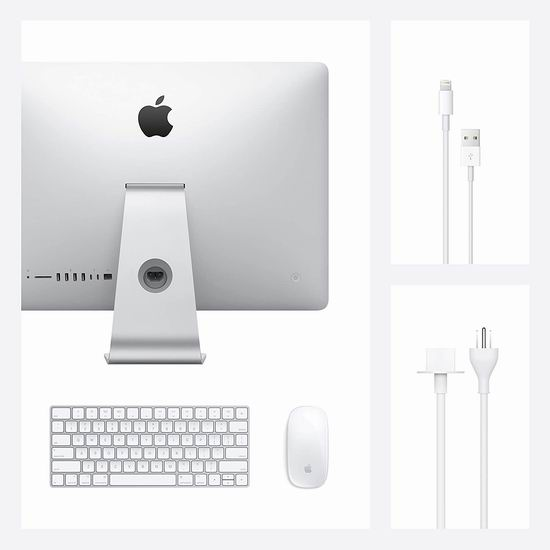 历史新低!Apple iMac 21.5英寸台式一体机(2020版)7.1折 997.2加元包邮!