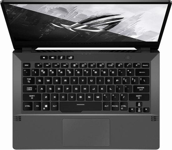 历史最低价!Asus 华硕 ROG 玩家国度 Zephyrus G14 14英寸 120Hz 顶级超轻薄游戏笔记本(16GB, 1TB SSD, GeForce RTX 2060 6GB)7.2折 1799加元包邮!
