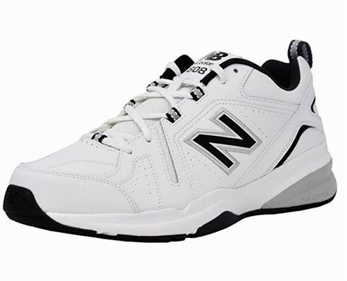 New Balance  608v5男士减震复古运动鞋 50加元(码全,多色可选),原价 95.24加元,包邮