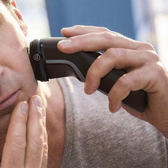 历史最低价!Philips 飞利浦 S3133/51 干湿两用 男式电动剃须刀 49.99加元包邮!