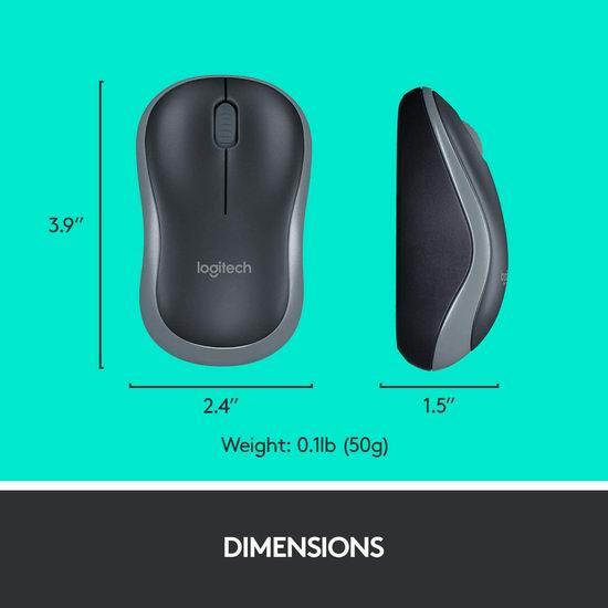 Logitech 罗技 MK270 无线光电键鼠套装5.5折 29.99加元!