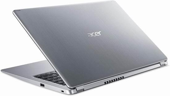 历史新低!Acer 宏碁 Aspire 5 Slim 15.6英寸超薄笔记本电脑(8GB, 512GB SSD, RX Vega 10) 817.42加元包邮!
