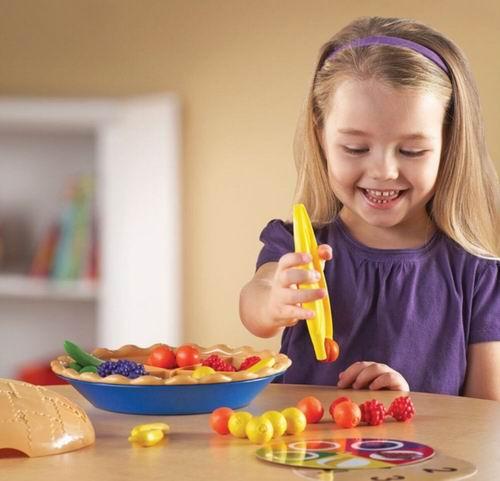 数字启蒙玩具!Learning Resources 超级果味派 8.5折 33.97加元
