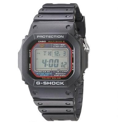 Casio 卡西欧 GWM5610-1 G-Shock 男式太阳能手表 6.6折 118.14加元,原价 178.29加元,包邮