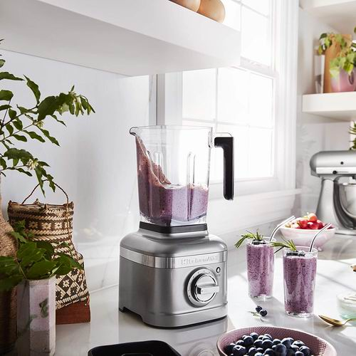 KitchenAid KSB4027CU K400 高颜值 56盎司 家用搅拌机 7.1折 199.99加元,原价 279.99加元,包邮
