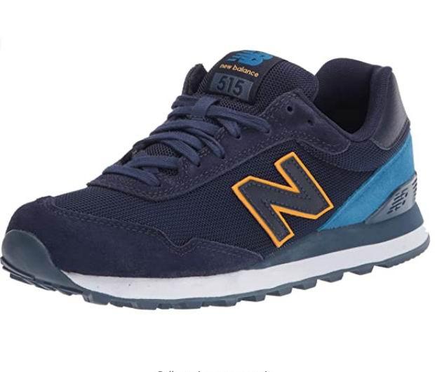 New Balance 515 V1男士运动鞋 42.12加元(7码),原价 99.99加元