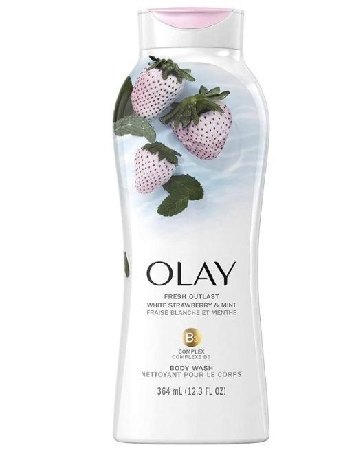 Olay Fresh Outlast沐浴露 364毫升 2.84加元,多种味道可选!