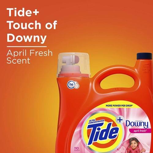 Tide Plus Downy 洗衣液 4.08升 15.65加元