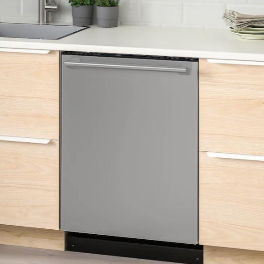 解放双手,好用又省水!Ikea精选时尚嵌入式洗碗机 7.8折 259加元起特卖!