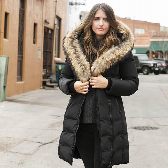 即将售馨!Mackage时尚羽绒服、鹅绒服、大衣、围巾3.7折起!羽绒服低至304加元!博主明星都爱穿!