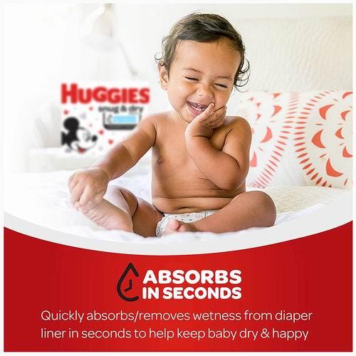 Huggies Snug & Dry Size 4 好奇婴幼儿纸尿裤 148张 26.57加元,原价 29.98加元