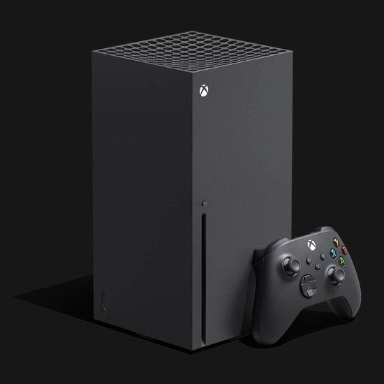 补货!Xbox Series X 家庭娱乐游戏机 599.99加元包邮!