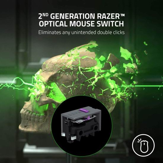 金盒头条:历史新低!Razer 雷蛇 DeathAdder 炼狱蝰蛇 v2 Pro 专业无线游戏鼠标5.6折 99.99加元包邮!