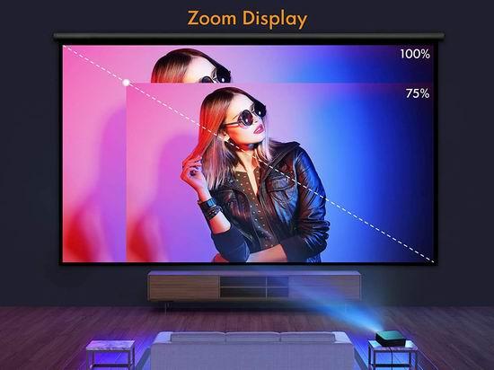 APEMAN 原生1080P全高清 家庭影院LED投影仪 6.6折 229.99加元特卖并包邮!