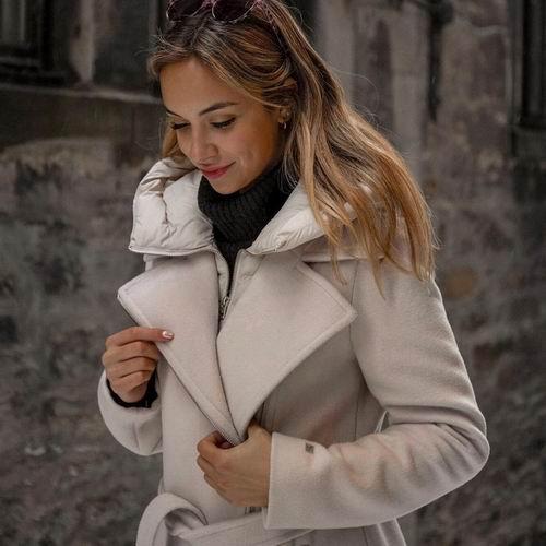 Soia & Kyo精选女款时尚羽绒服、大衣 3.7折起+满立减25加元!封面款174.95加元
