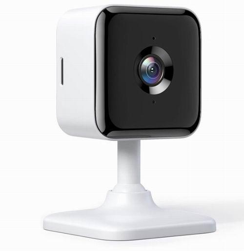 Teckin Cam 1080P 全高清 室内有线安保摄像头 带夜视仪+双向通话功能 7.1折 25.49加元限量特卖