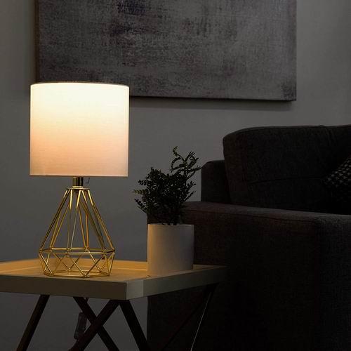 CO-Z 开放式几何框架台灯2件套 8.5折 67.99加元  艺术感的灯具设计,衬托出不同的气氛,也为空间增添了趣味和艺术性!