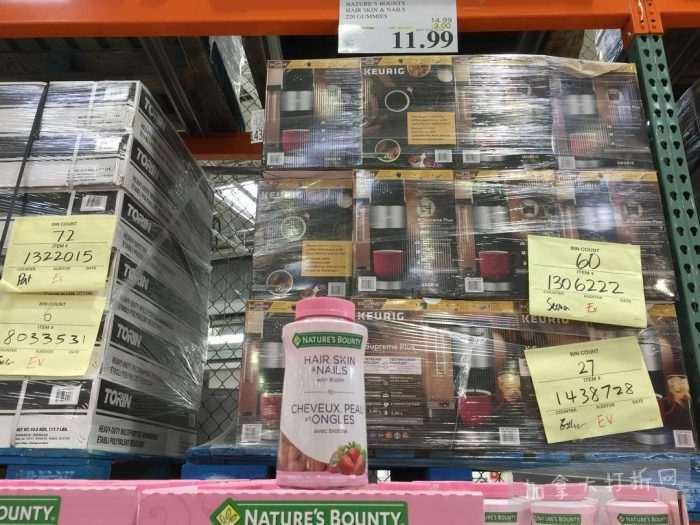 独家!【加东版】Costco店内实拍,有效期至1月17日!Golden Island猪肉干.69、Puma暖绒夹克.99、小巨蛋唤醒灯.97、Marc Martin西服.99起、Aveeno黑莓日晚霜.99、雅顿银级3件套.99!
