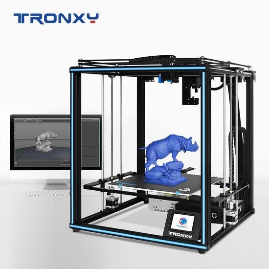 TRONXY X5SA PRO 3D打印机6折 360.52加元包邮!
