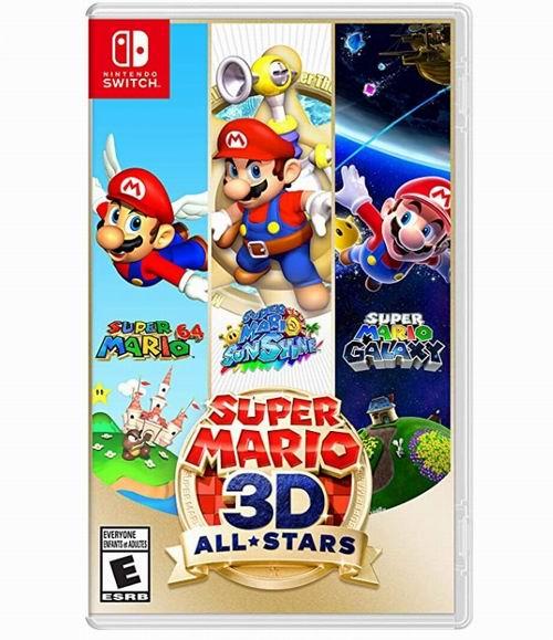 《Super Mario™ 3D All-Stars :超级马力欧3D收藏辑》游戏 77.99加元+包邮