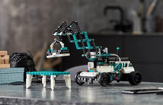 历史新低!新品 Lego 乐高 51515 MINDSTORMS 五合一 头脑风暴机器人发明家(949pcs) 390.99加元包邮!