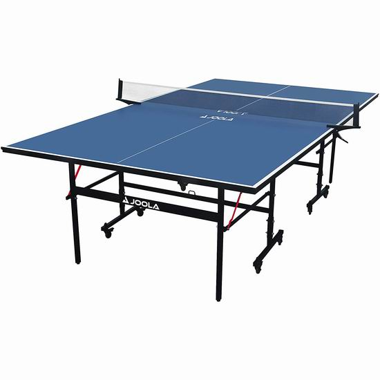 JOOLA 德国优拉 Inside 折叠式乒乓球桌 462.56加元包邮!