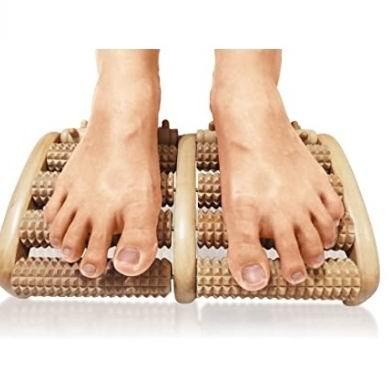 TheraFlow 双足按摩器滚轮 19.99加元,缓解足底筋膜炎,脚跟,足弓疼痛和压力