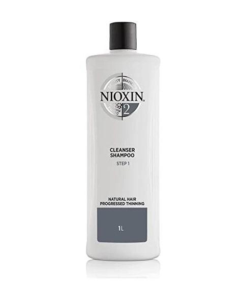 Nioxin 丽康丝 System 2 防脱控油洗发水 1升 32.29加元,原价 46加元