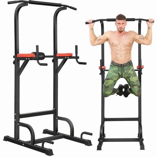 BangTong&Li 加厚重型 多功能力量训练健身器 179.99加元包邮!
