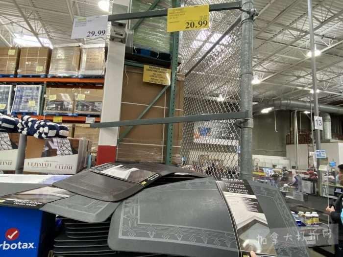 独家!【加西版】Costco店内实拍,有效期至2月14日!财神存钱罐.88、iRobot扫地机器人9.99、空气净化器9.99、北极狐背包.99、Champion卫衣.99、暖炉过滤网.99、滑板车.99!