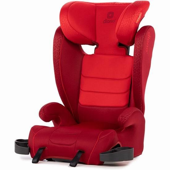 Diono 谛欧诺 Monterey XT 增高汽车安全座椅 152.97加元包邮!7色可选!