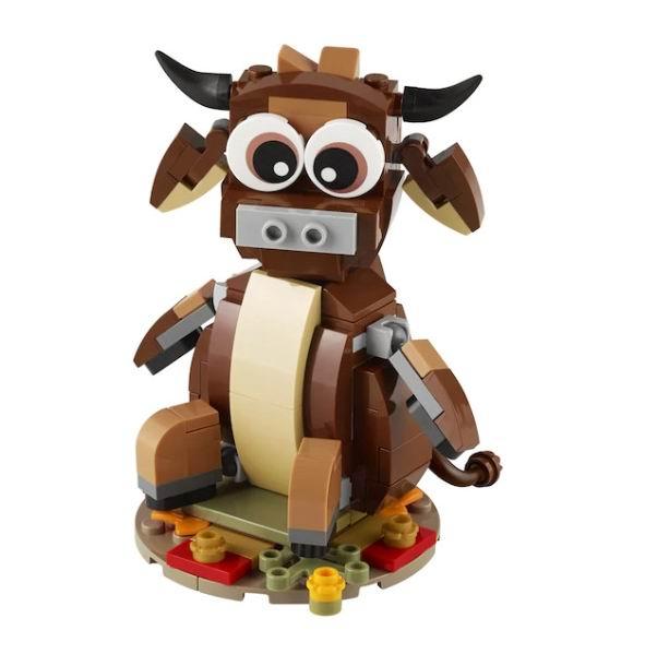 Indigo Lego新年促销:满80加元送价值12.99加元小牛礼物,入新年限量款、艺术生活系列米奇米妮、兰博基尼