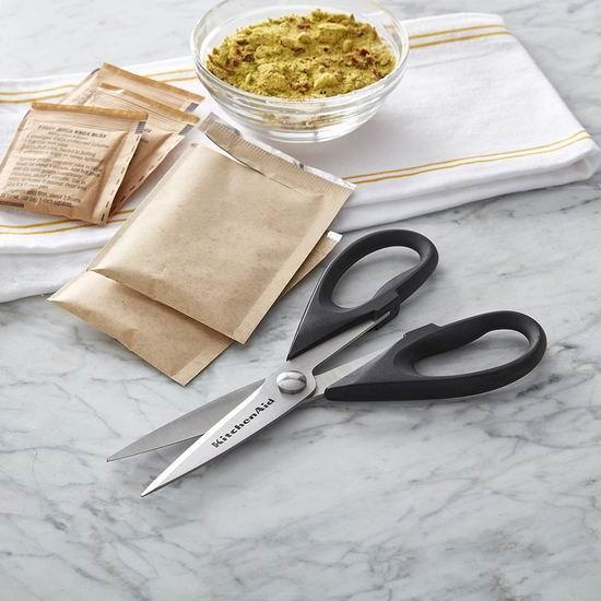 历史新低!KitchenAid 多用途厨房剪刀5.3折 10.47加元!