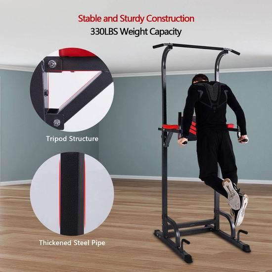 Magic Fit 加厚重型 多功能力量训练健身器 7折 139.99加元限量特卖并包邮!