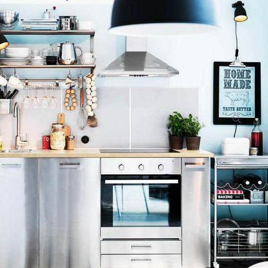 IKEA 宜家官网大促,指定款炉头、烤箱、抽油烟机全场7.5折!