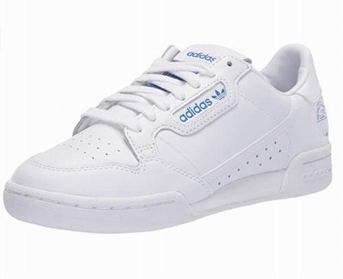白菜价!adidas Continental 80男士复古运动鞋 33.6加元(6.5码),原价 120加元