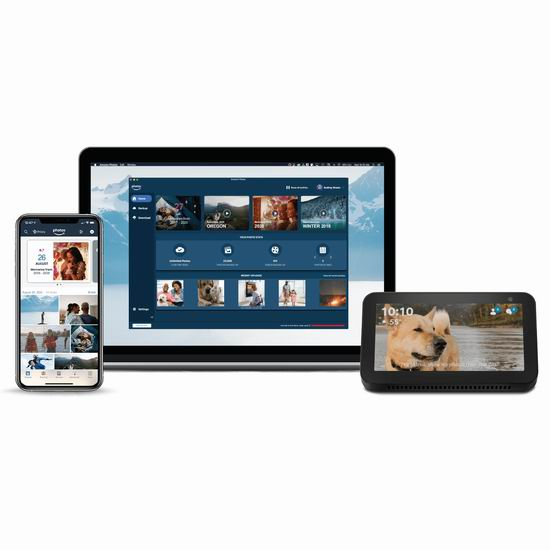 Prime会员新福利:首次使用Amazon Photos云存储空间,送12加元电子抵用券!