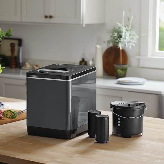 历史新低!Vitamix 维他美仕 FoodCycler FC-50 厨余食物垃圾 全自动快速降解机7.4折 368.52加元包邮!在家也能优雅的堆肥
