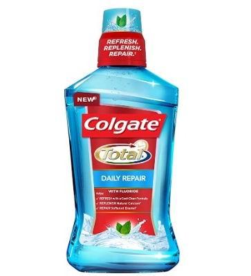 Colgate 含氟漱口水 薄荷味 1升 5.67加元